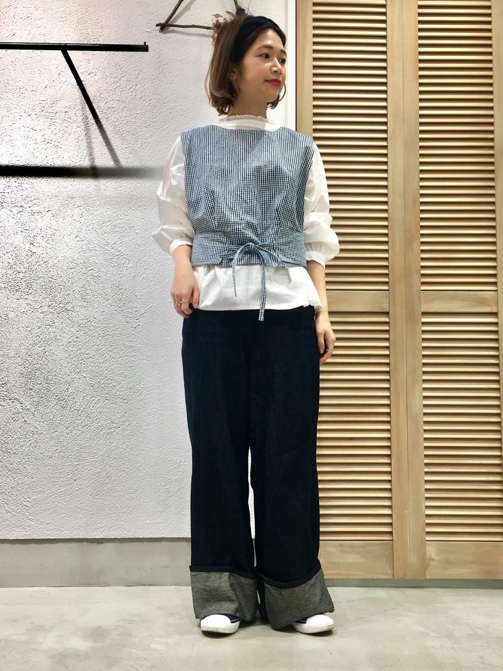 chambre de charme 横浜ジョイナス 身長:160cm 2021.02.07