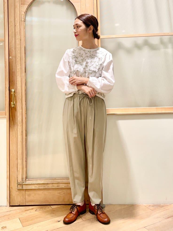 bulle de savon 新宿ミロード 身長:160cm 2021.08.31
