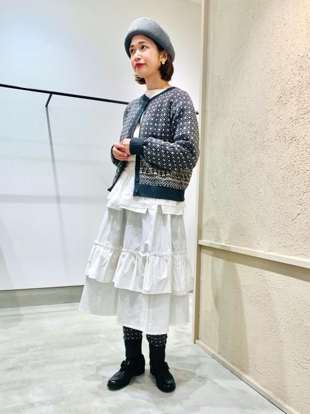 chambre de charme 横浜ジョイナス 身長:160cm 2020.12.08