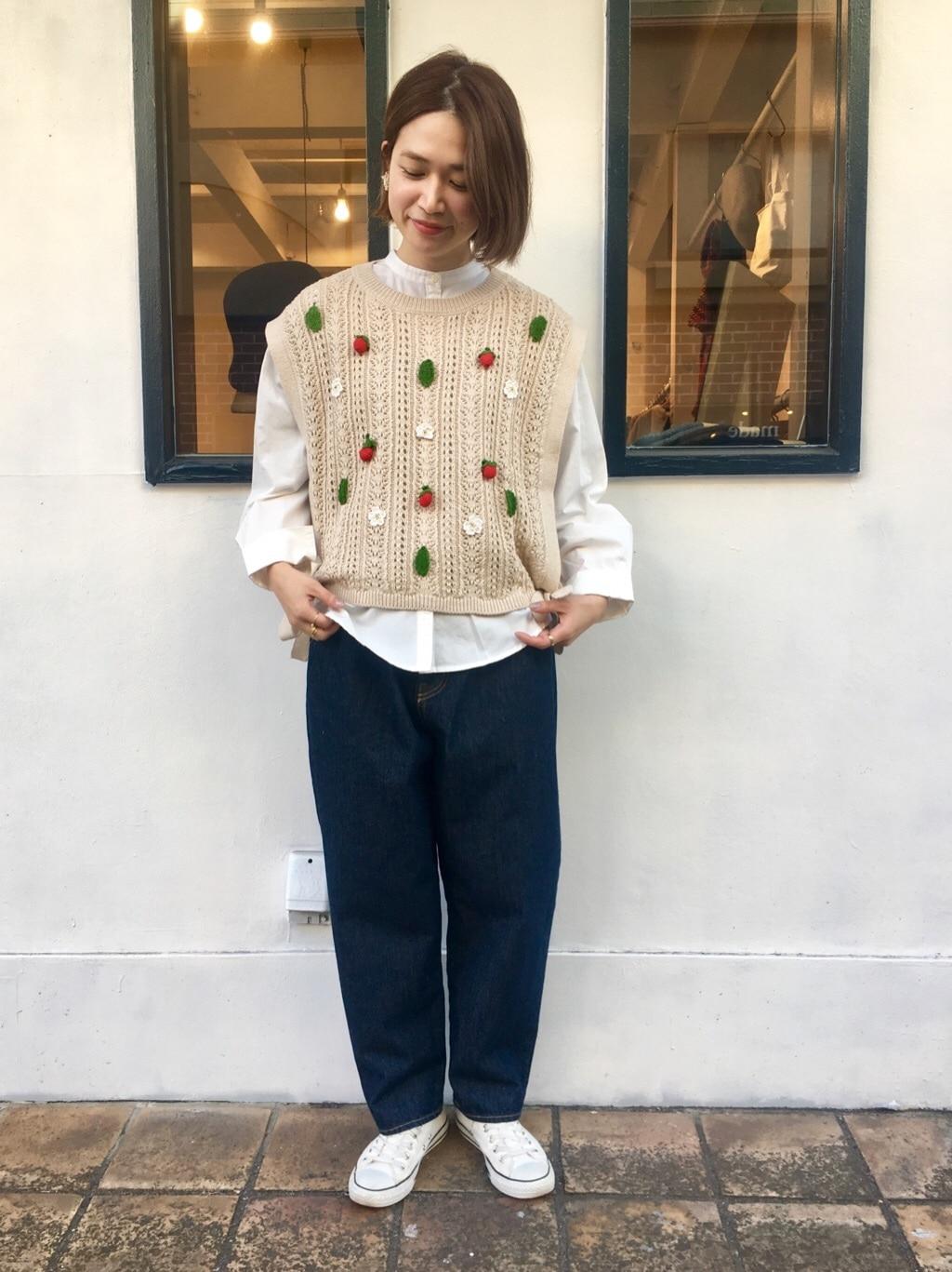 chambre de charme 横浜ジョイナス 身長:160cm 2021.01.04