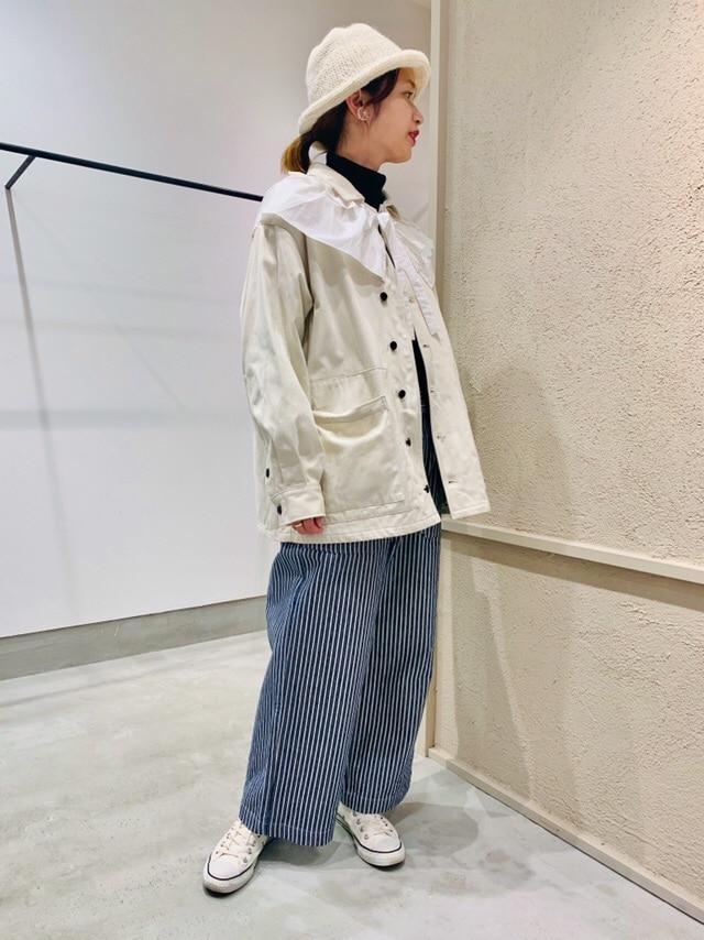 chambre de charme 横浜ジョイナス 身長:160cm 2020.10.01