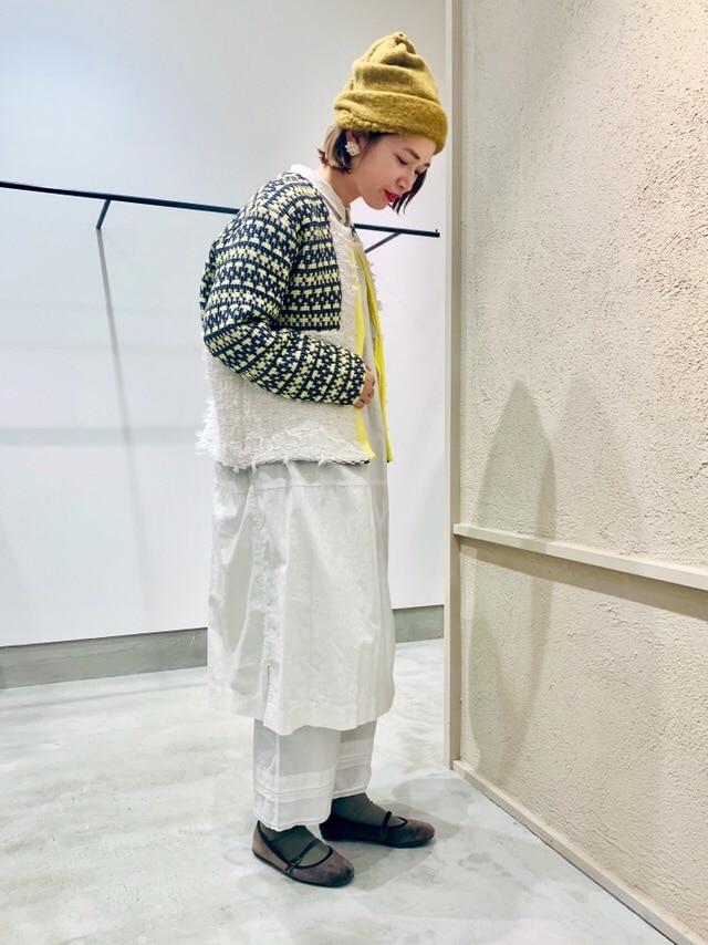 chambre de charme 横浜ジョイナス 身長:160cm 2020.12.17