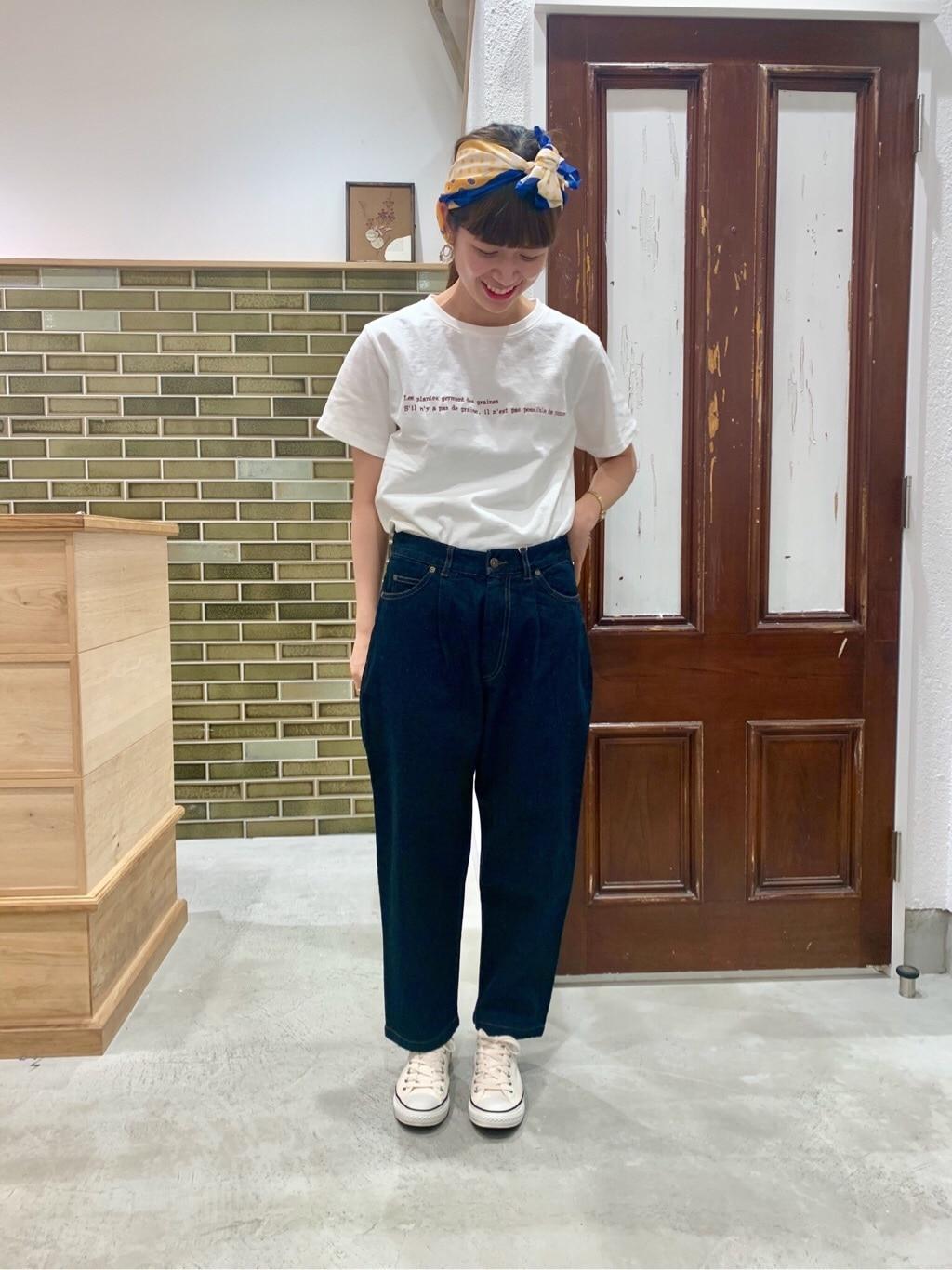 chambre de charme 横浜ジョイナス 身長:160cm 2020.04.11