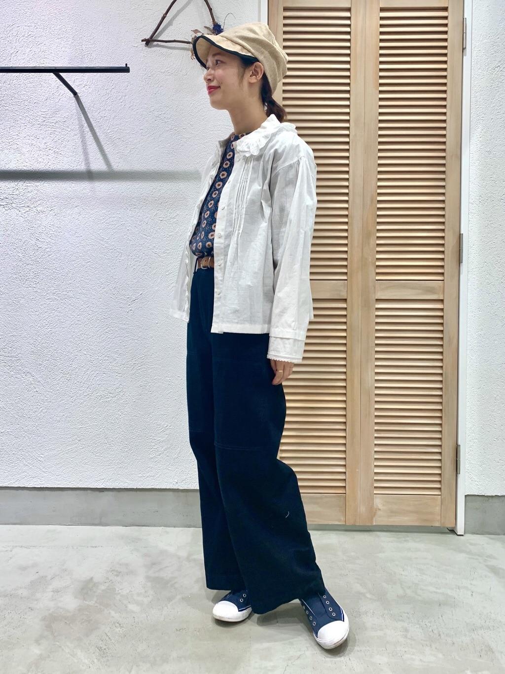 chambre de charme 横浜ジョイナス 身長:160cm 2021.02.25