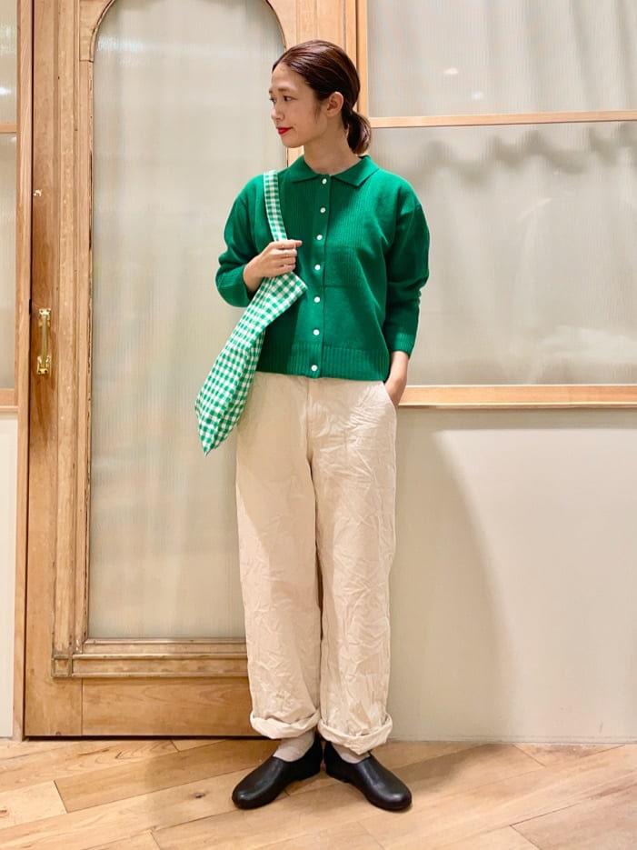 bulle de savon 新宿ミロード 身長:160cm 2021.09.09