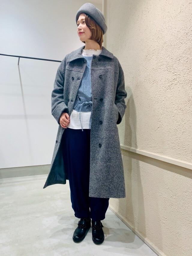 chambre de charme 横浜ジョイナス 身長:160cm 2020.10.19