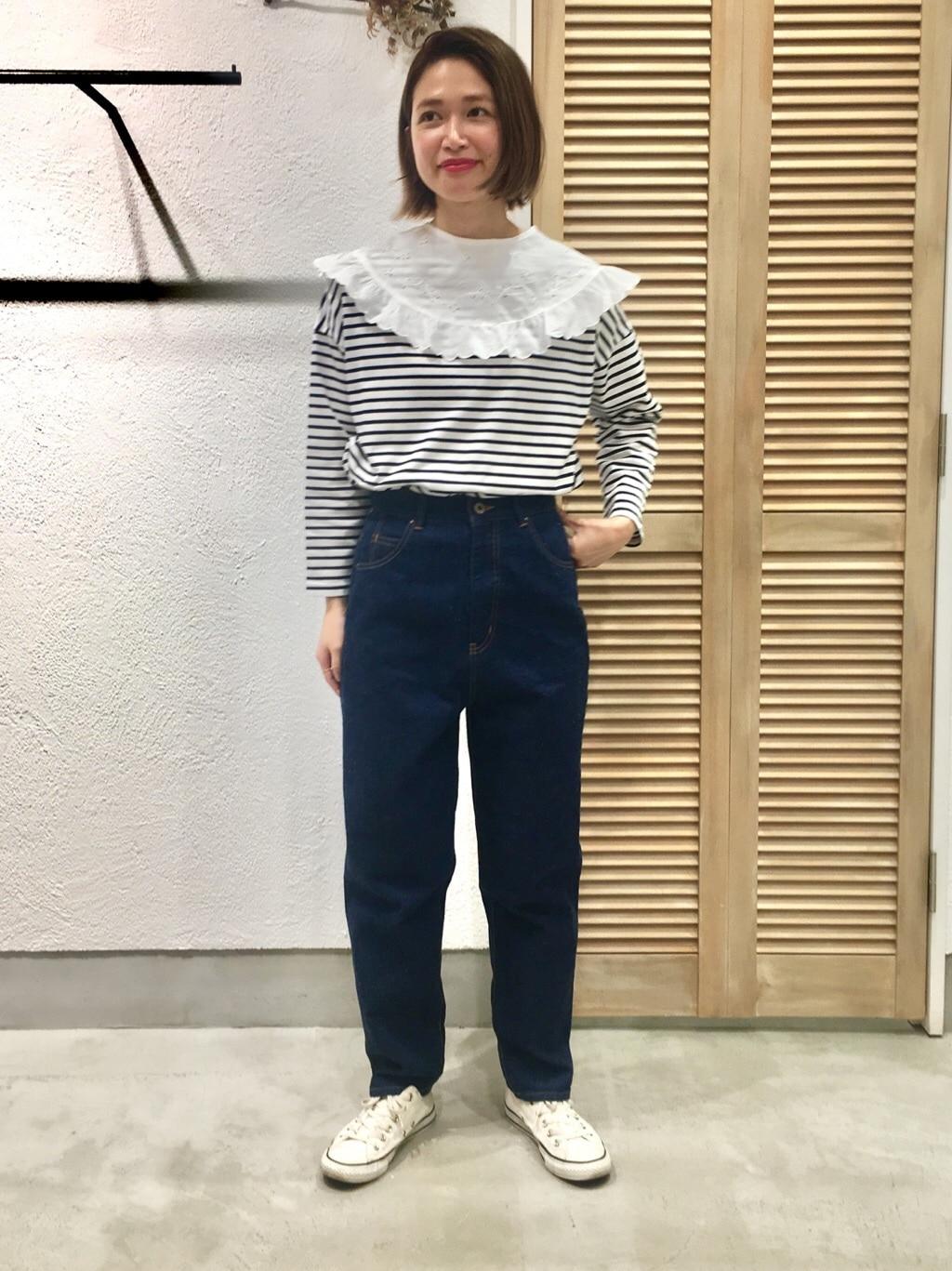 chambre de charme 横浜ジョイナス 身長:160cm 2021.01.21