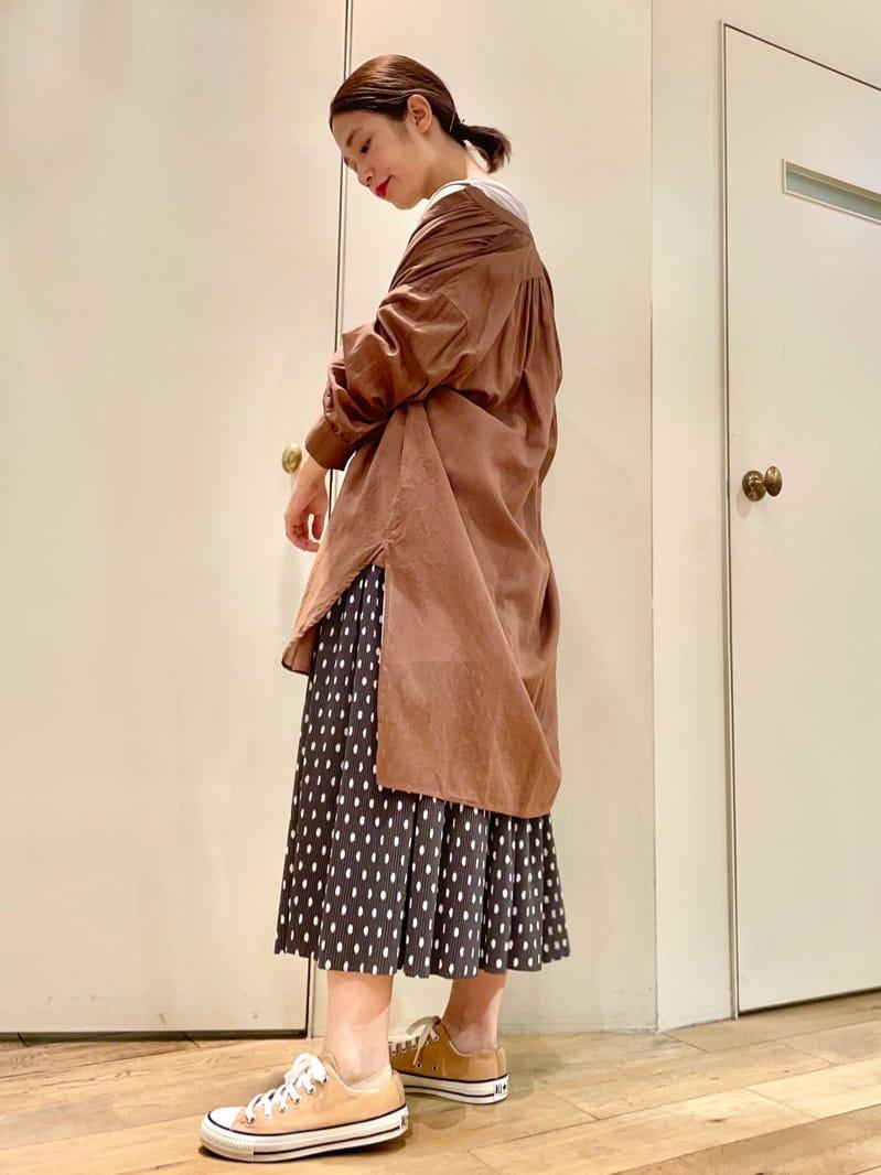 bulle de savon 新宿ミロード 身長:160cm 2021.07.28