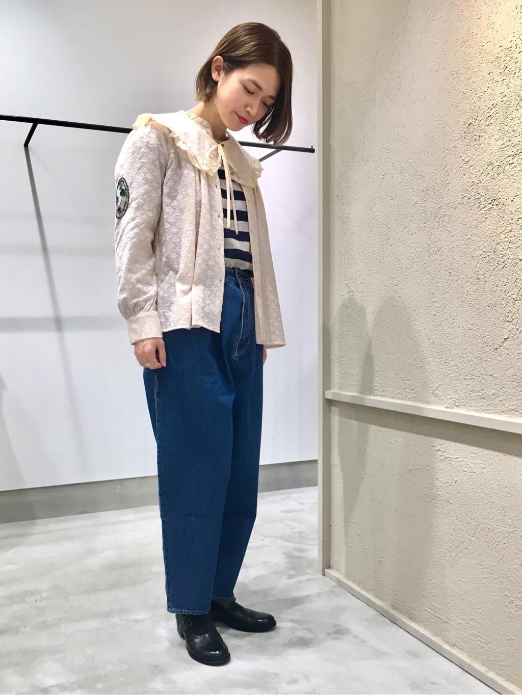 chambre de charme 横浜ジョイナス 身長:160cm 2021.01.10