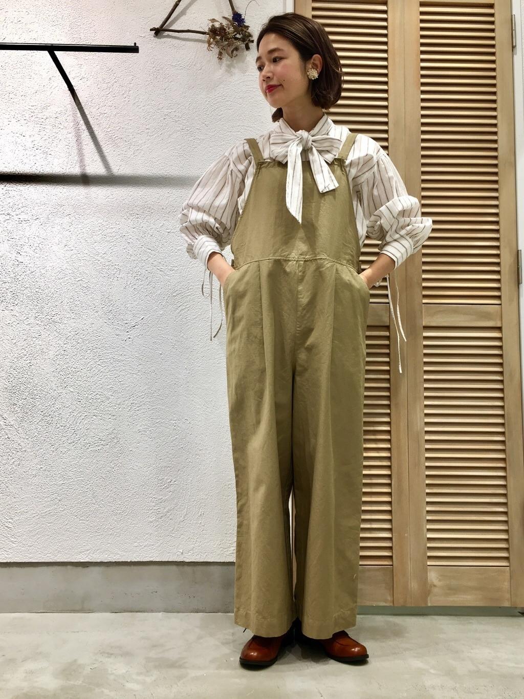 chambre de charme 横浜ジョイナス 身長:160cm 2021.01.27