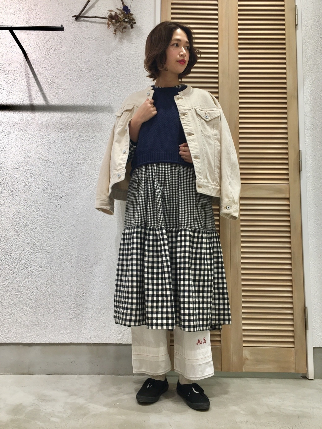 chambre de charme 横浜ジョイナス 身長:160cm 2021.02.10