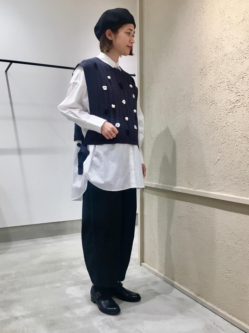 chambre de charme 横浜ジョイナス 身長:160cm 2021.01.08