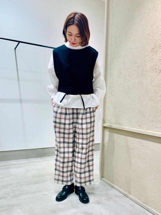 chambre de charme 横浜ジョイナス 身長:160cm 2020.12.09