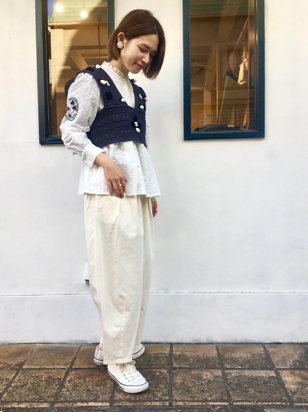 chambre de charme 横浜ジョイナス 身長:160cm 2021.01.05
