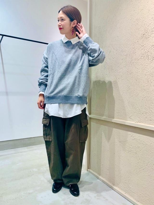 chambre de charme 横浜ジョイナス 身長:160cm 2020.10.08