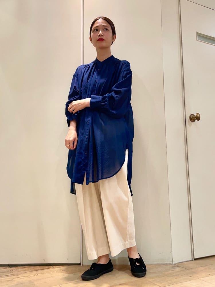bulle de savon 新宿ミロード 身長:160cm 2021.08.07
