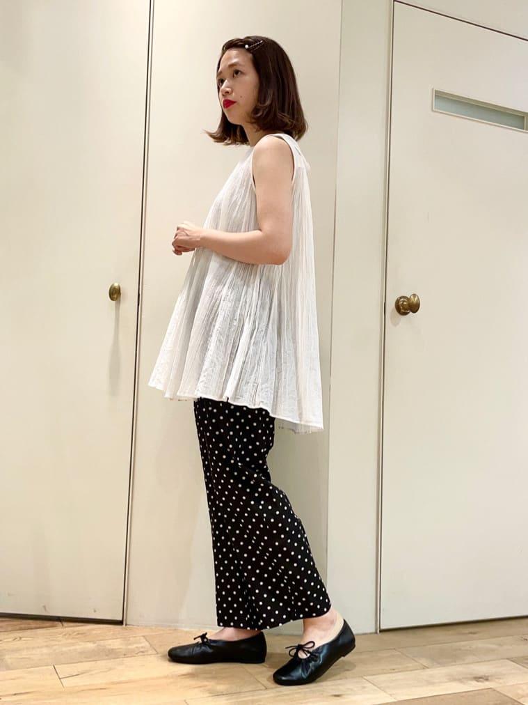 bulle de savon 新宿ミロード 身長:160cm 2021.07.20