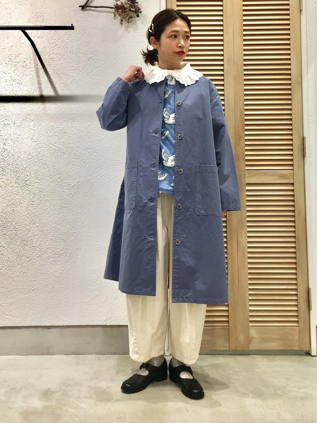 chambre de charme 横浜ジョイナス 身長:160cm 2021.02.27