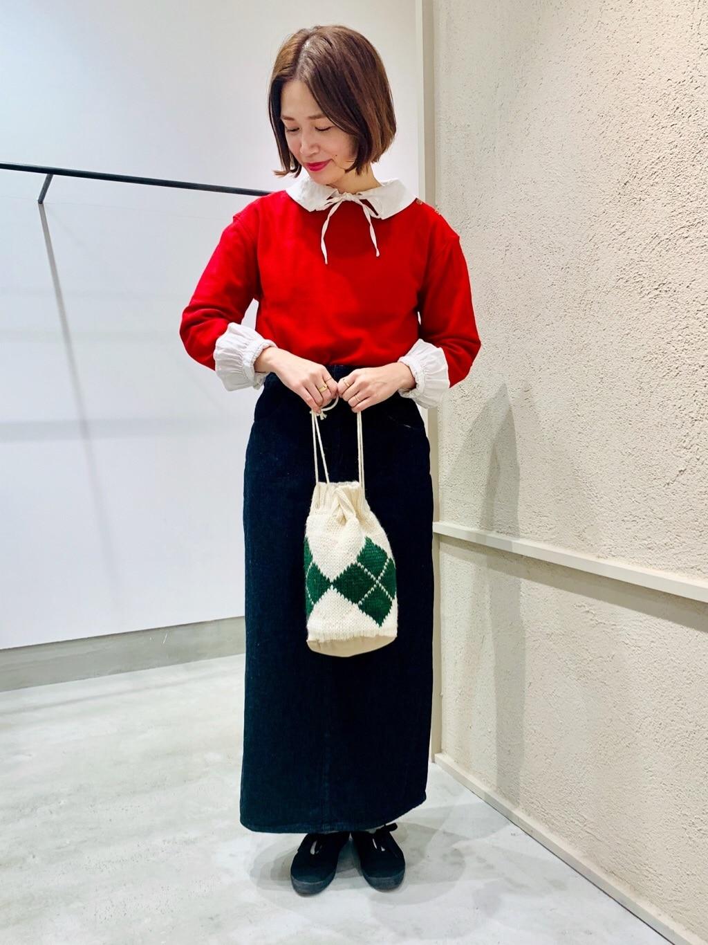 chambre de charme 横浜ジョイナス 身長:160cm 2020.12.20