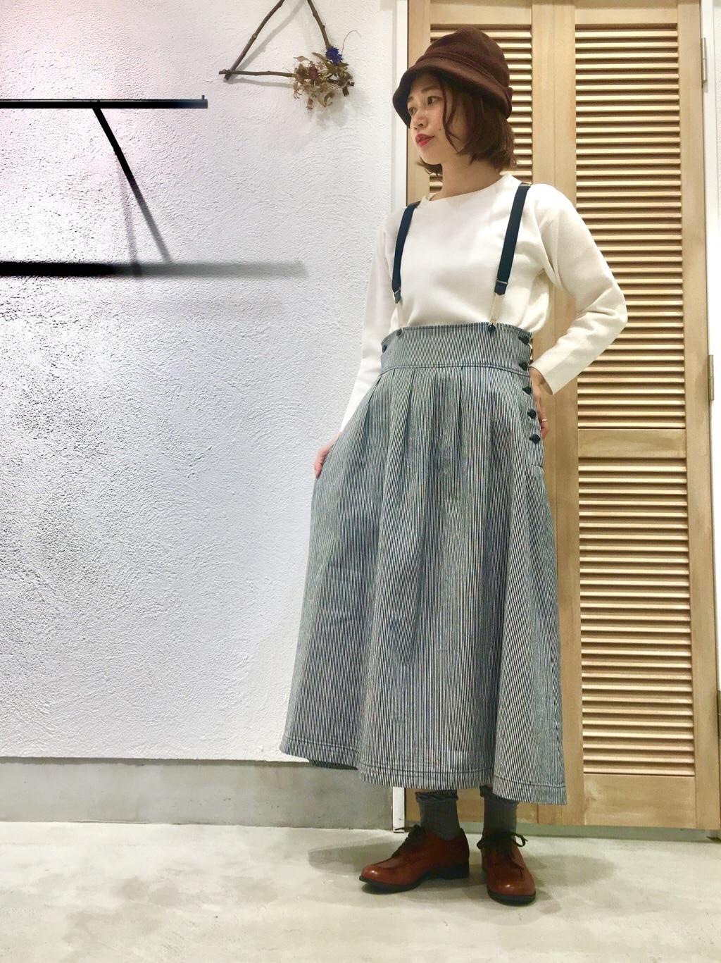 chambre de charme 横浜ジョイナス 身長:160cm 2021.02.06