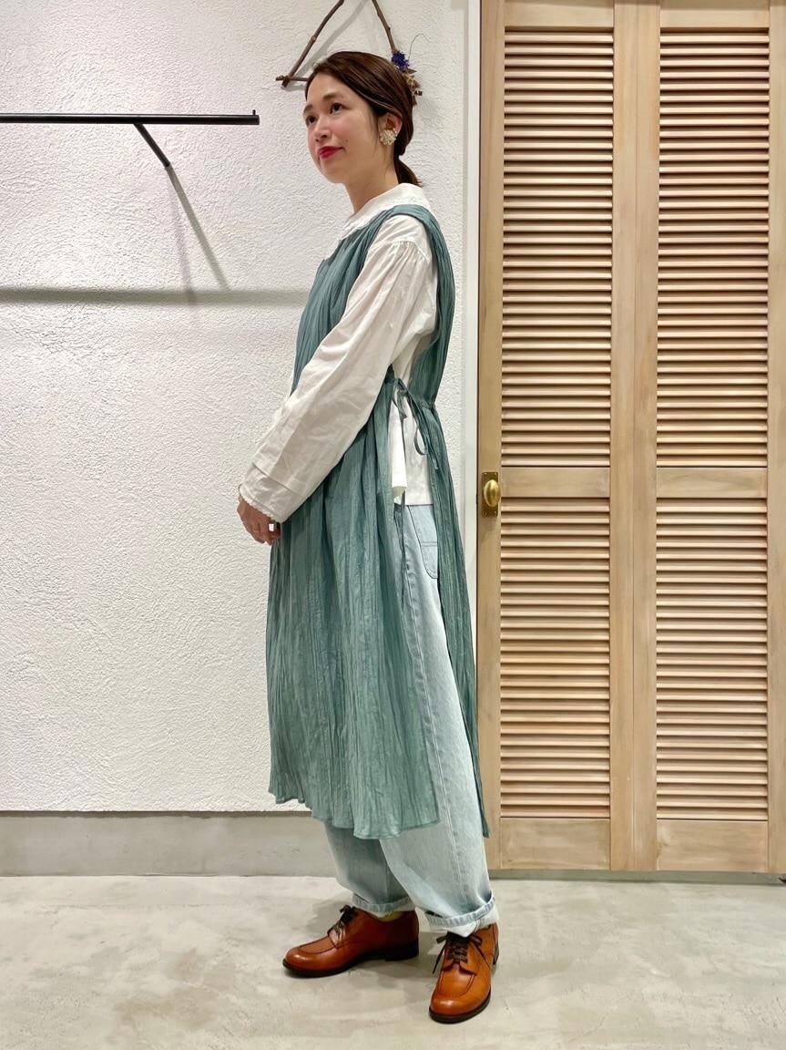 chambre de charme 原宿路面 身長:160cm 2021.03.19