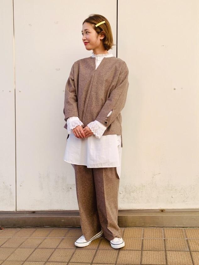 chambre de charme 横浜ジョイナス 身長:160cm 2020.11.18