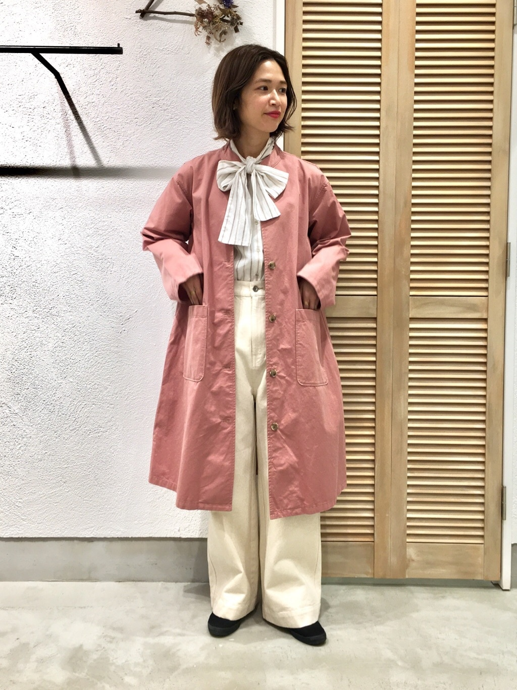 chambre de charme 横浜ジョイナス 身長:160cm 2021.02.19
