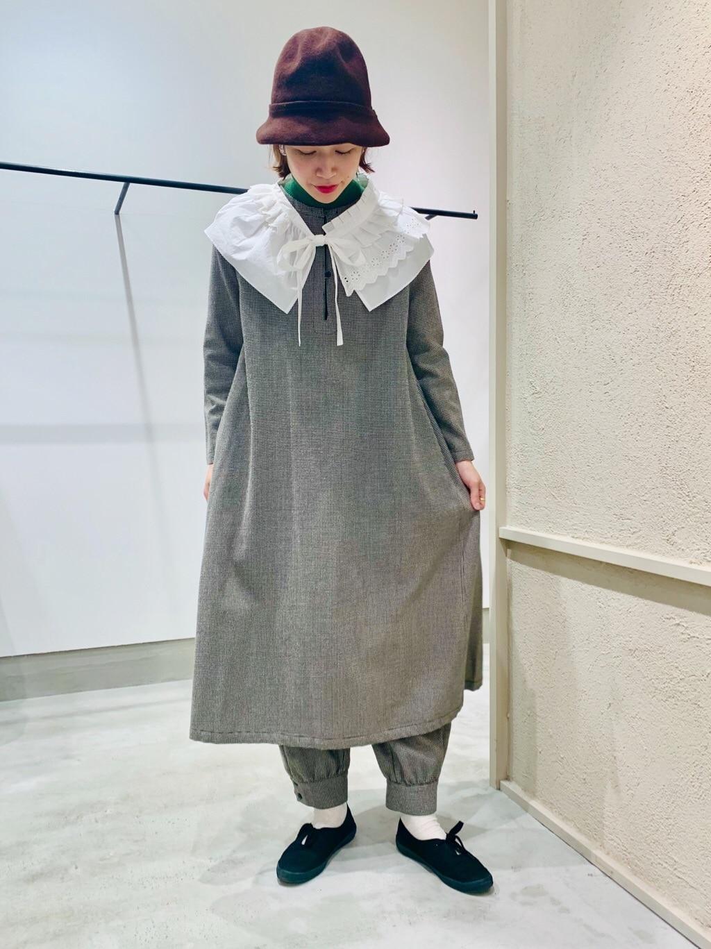 chambre de charme 横浜ジョイナス 身長:160cm 2020.12.22