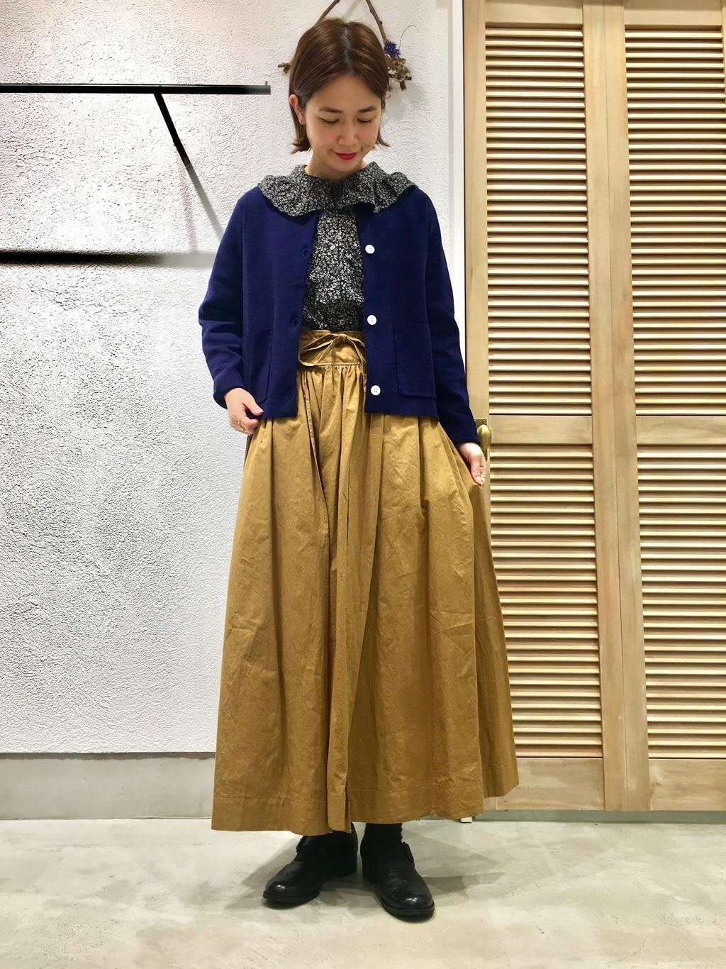 chambre de charme 横浜ジョイナス 身長:160cm 2021.01.15