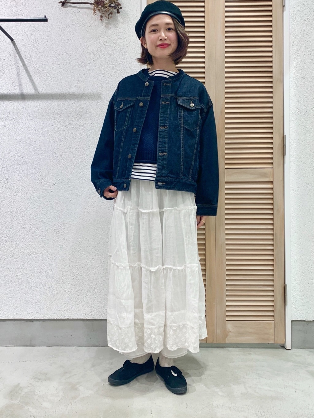 chambre de charme 横浜ジョイナス 身長:160cm 2021.02.13