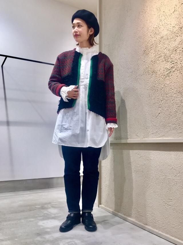 chambre de charme 横浜ジョイナス 身長:160cm 2020.11.27