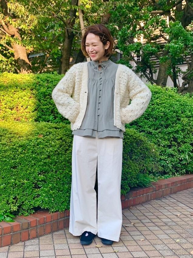 chambre de charme 横浜ジョイナス 身長:160cm 2020.10.21