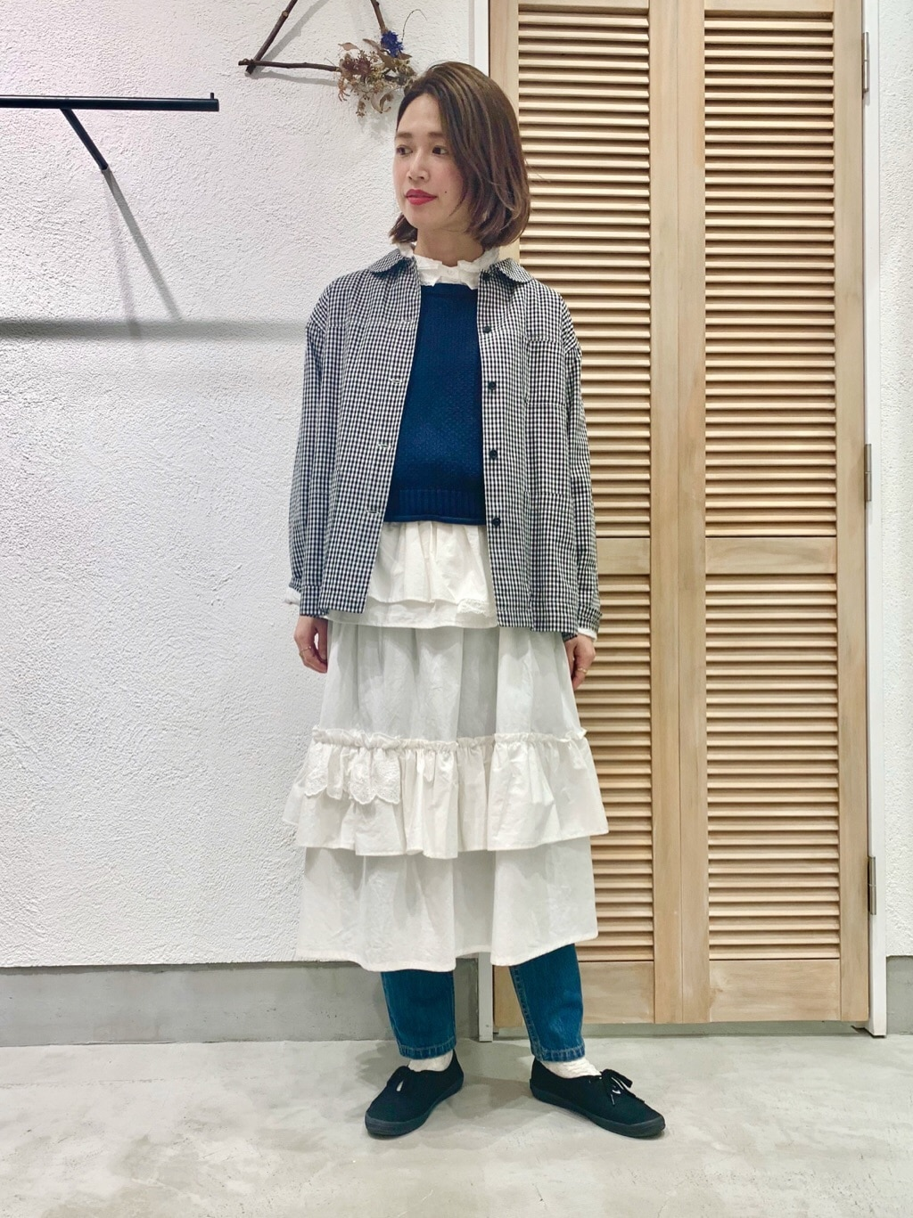 chambre de charme 横浜ジョイナス 身長:160cm 2021.02.18