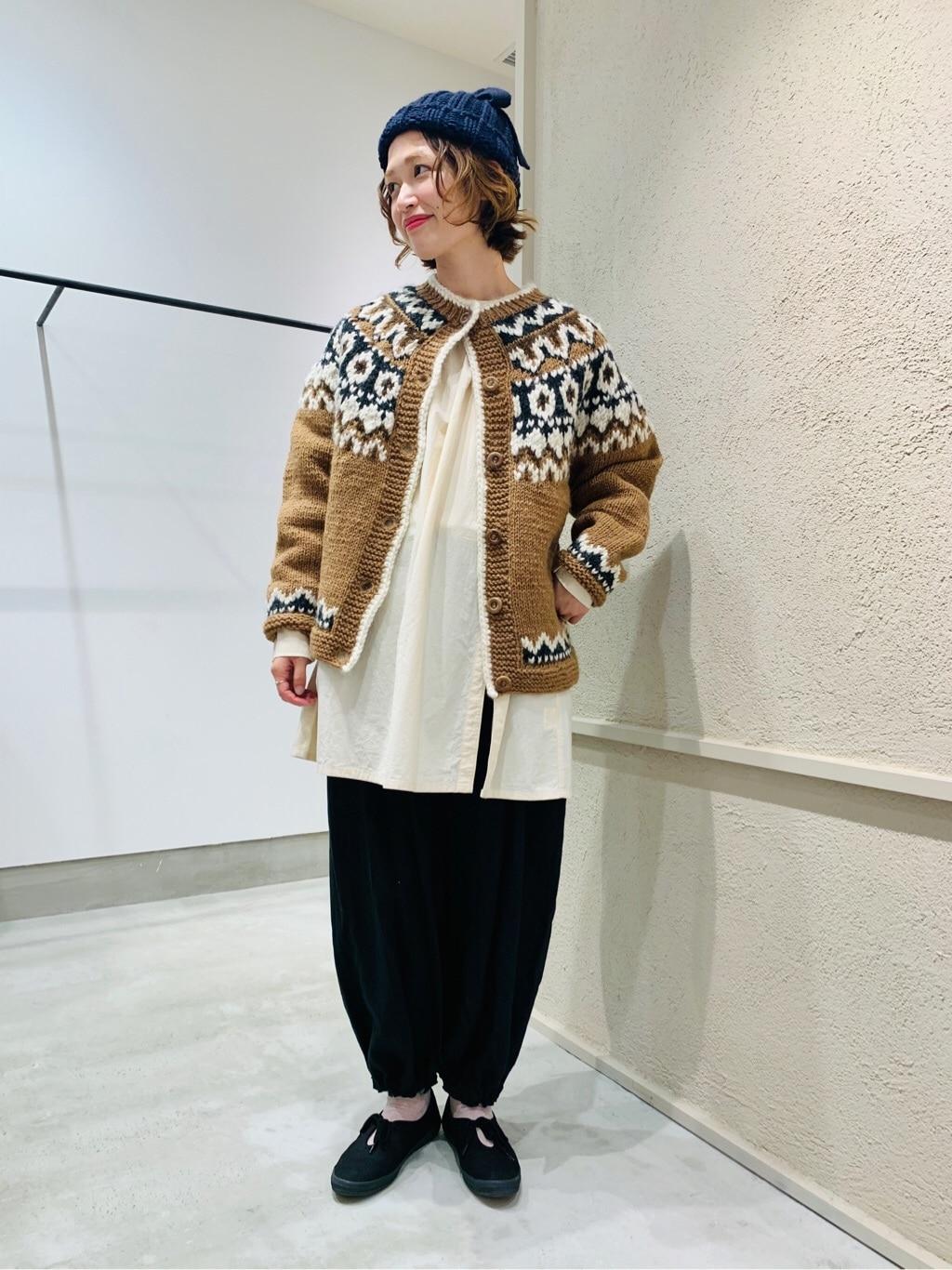 chambre de charme 横浜ジョイナス 身長:160cm 2020.11.03