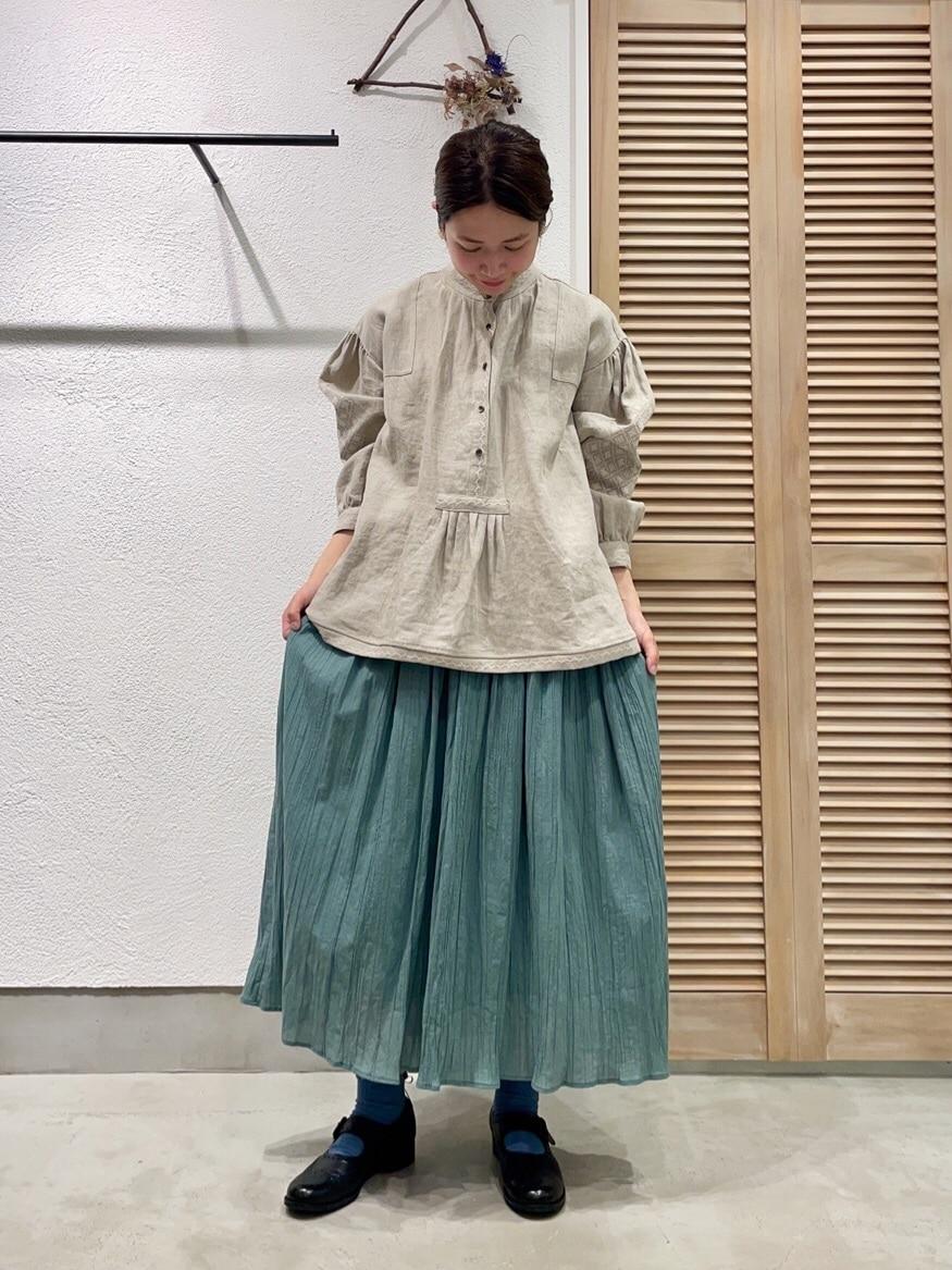 chambre de charme 原宿路面 身長:160cm 2021.03.25