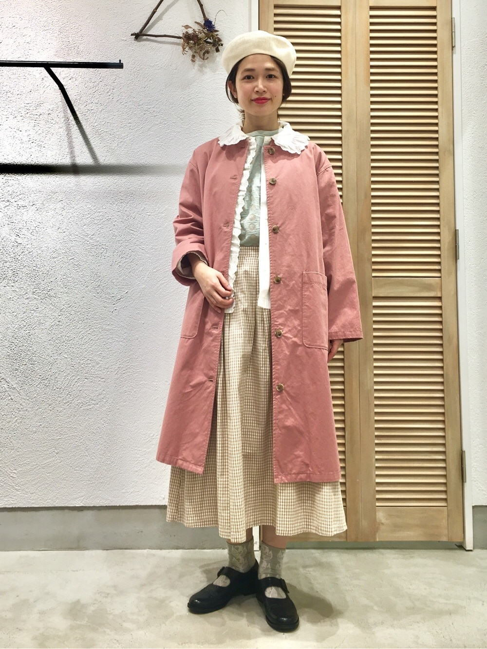 chambre de charme 横浜ジョイナス 身長:160cm 2021.03.01