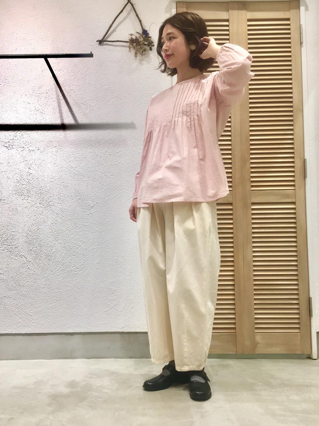 chambre de charme 横浜ジョイナス 身長:160cm 2021.02.12
