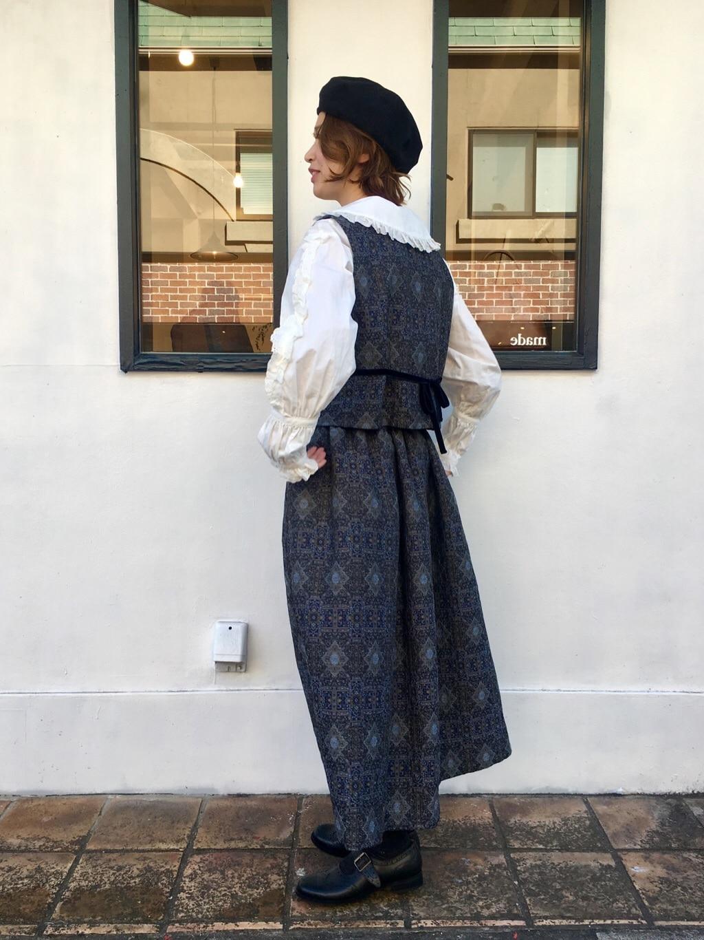 chambre de charme 横浜ジョイナス 身長:160cm 2020.10.27