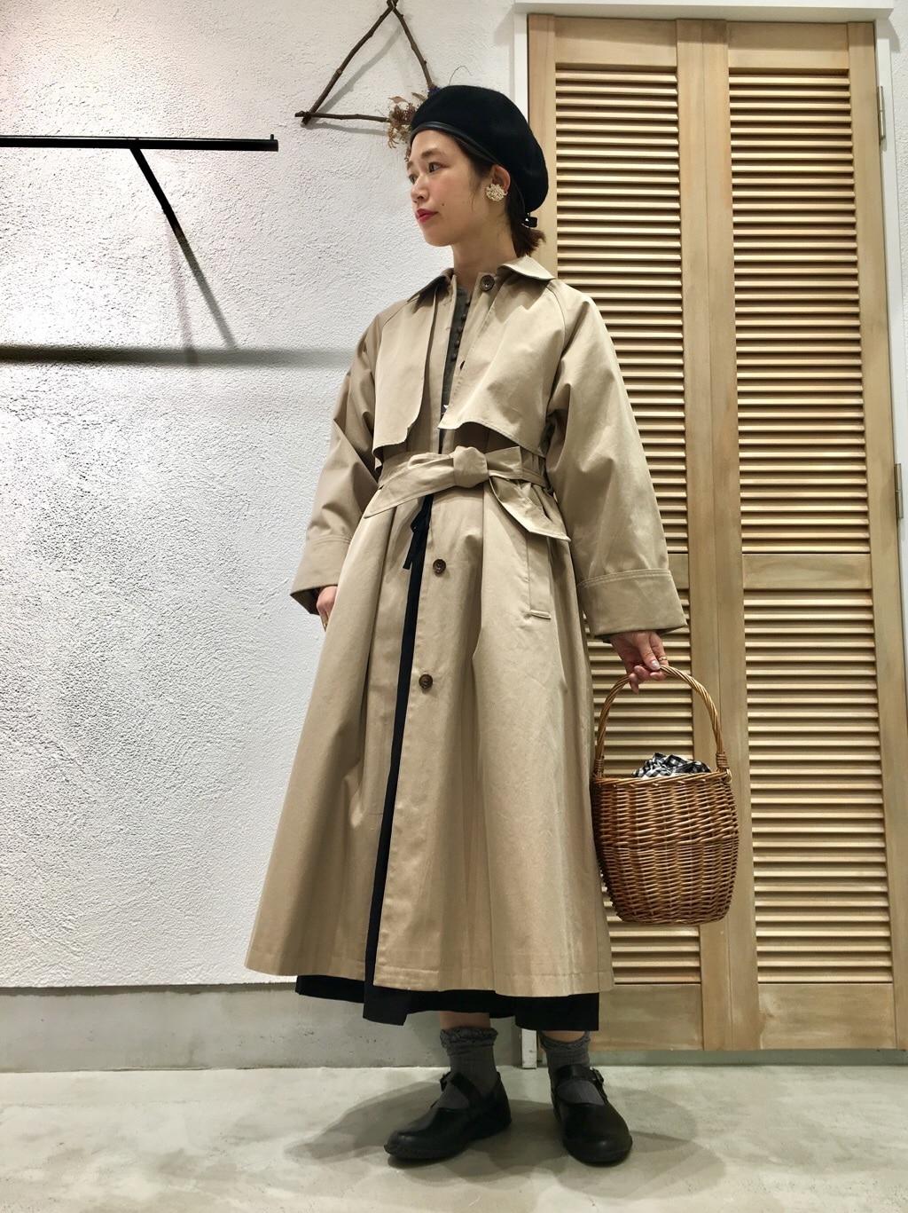 chambre de charme 横浜ジョイナス 身長:160cm 2021.01.29