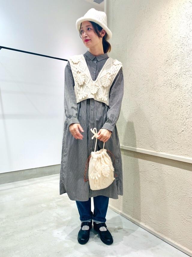 chambre de charme 横浜ジョイナス 身長:160cm 2020.10.17