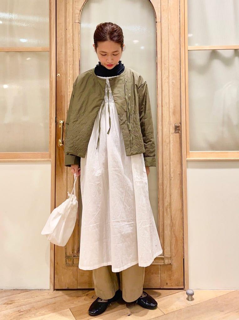 bulle de savon 新宿ミロード 身長:160cm 2021.10.12