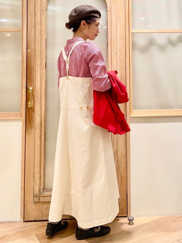 bulle de savon 新宿ミロード 身長:160cm 2021.09.12