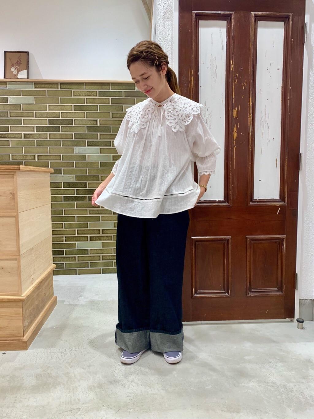 chambre de charme 横浜ジョイナス 身長:160cm 2020.06.11