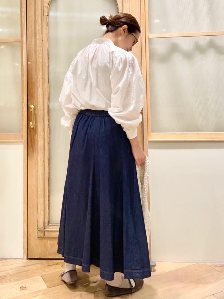 bulle de savon 新宿ミロード 身長:160cm 2021.09.15