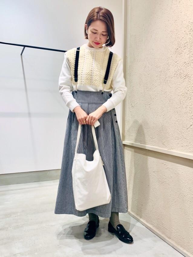 chambre de charme 横浜ジョイナス 身長:160cm 2020.12.19