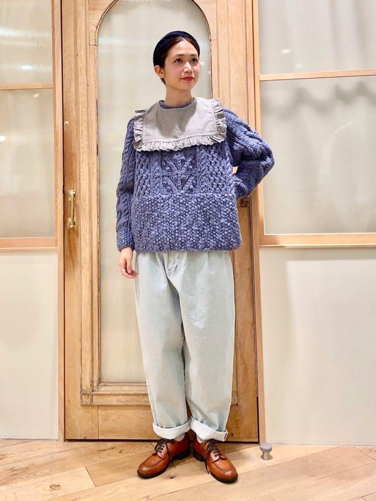 bulle de savon 新宿ミロード 身長:160cm 2021.09.27