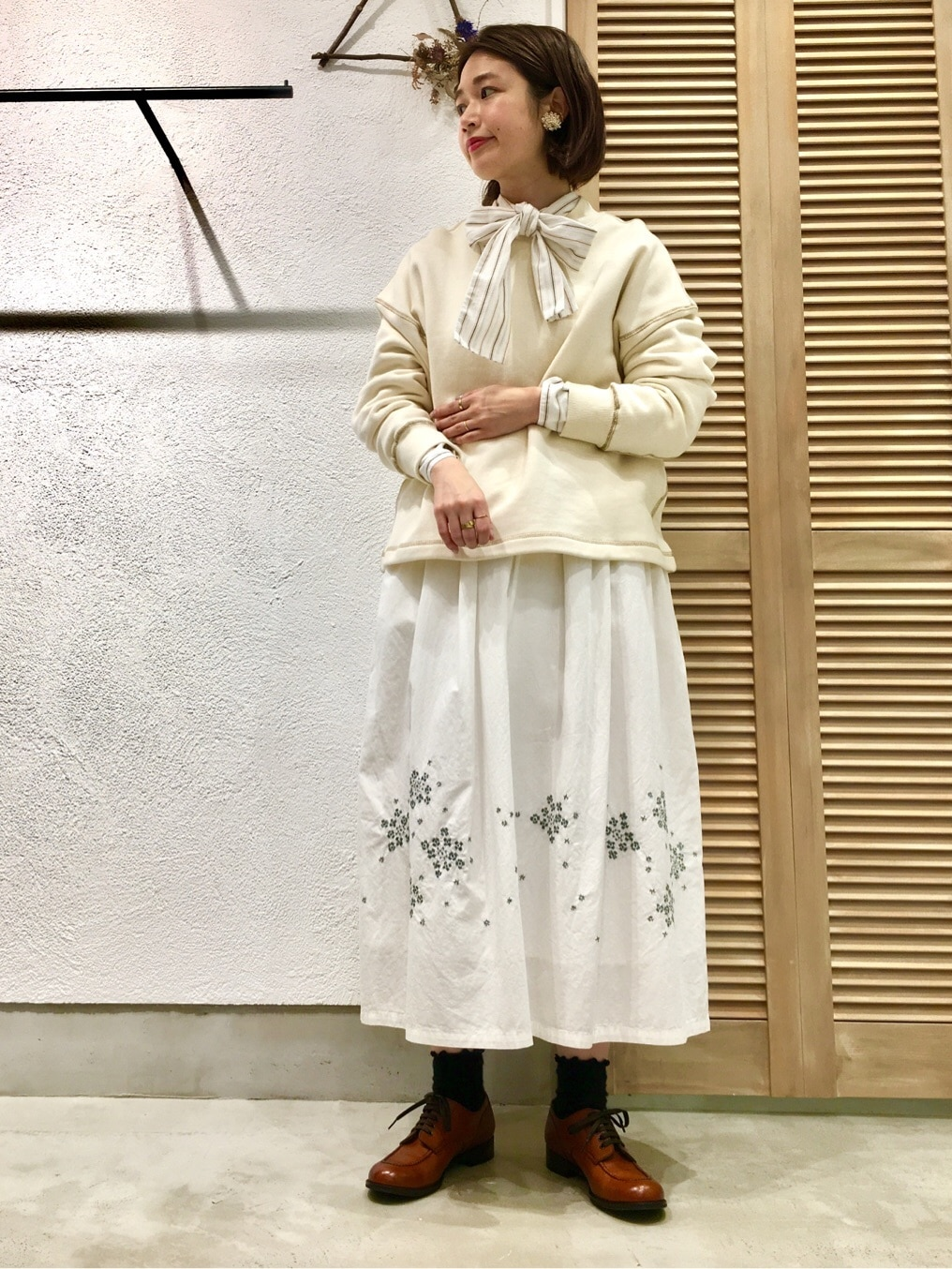 chambre de charme 横浜ジョイナス 身長:160cm 2021.01.28