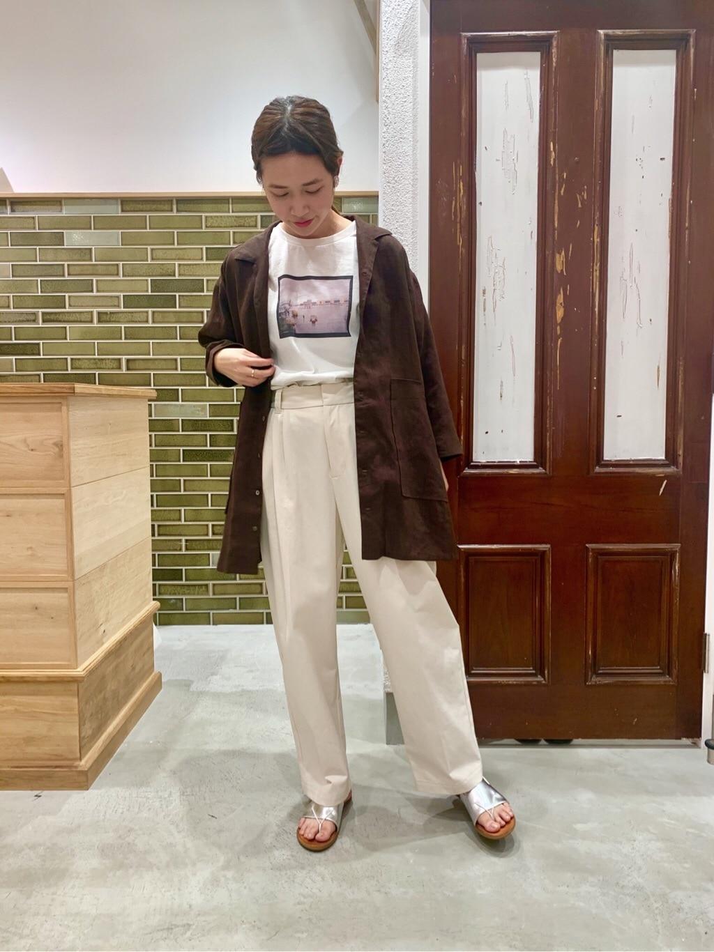 chambre de charme 横浜ジョイナス 身長:160cm 2020.06.09