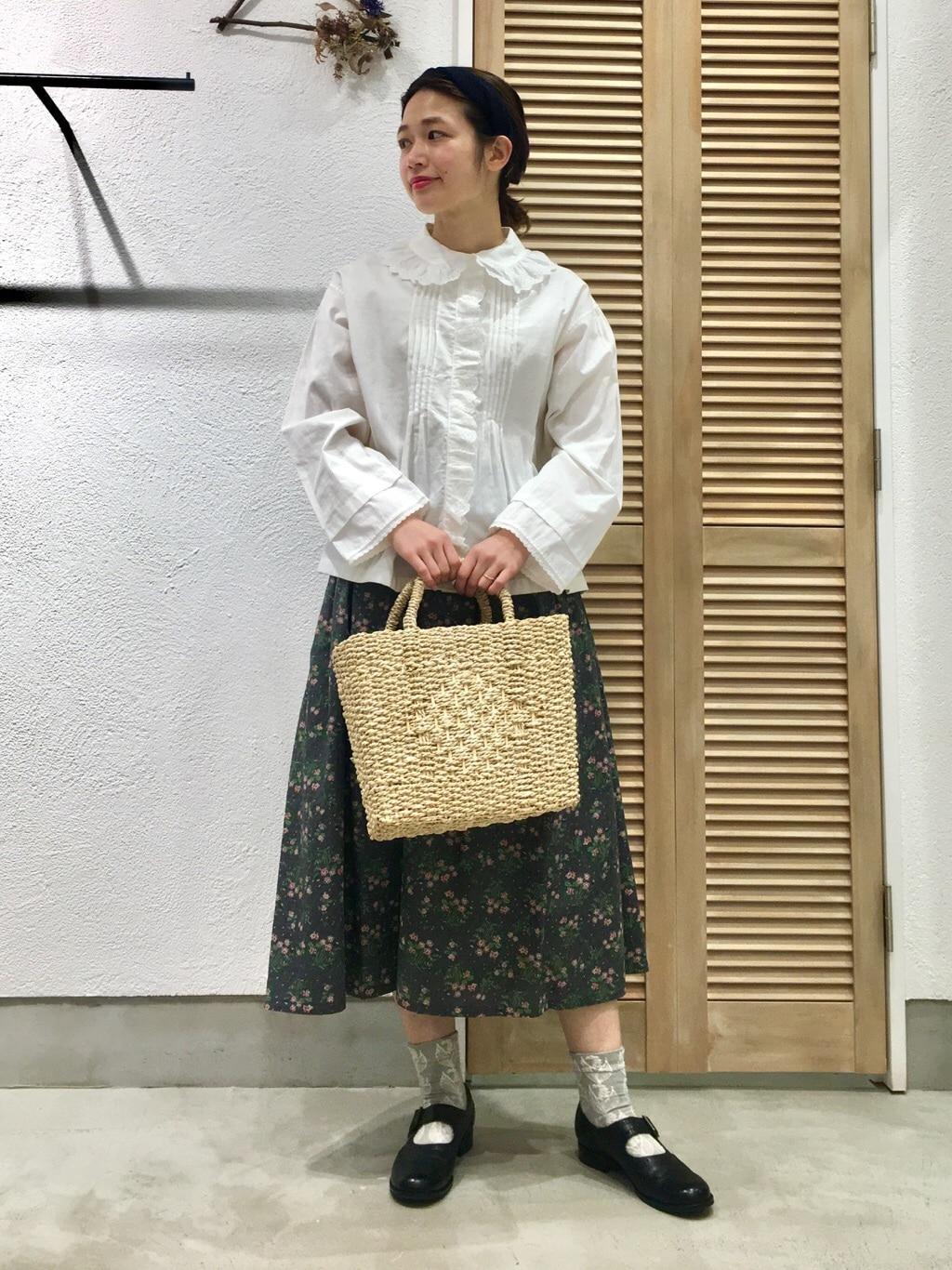 chambre de charme 横浜ジョイナス 身長:160cm 2021.02.26