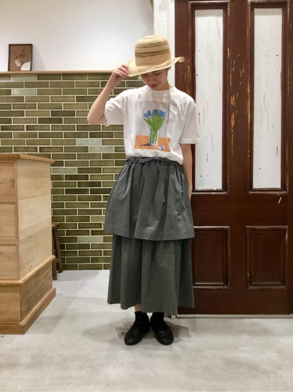 chambre de charme 横浜ジョイナス 身長:160cm 2020.06.17